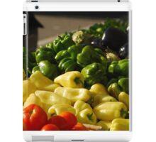 Peppers  iPad Case/Skin