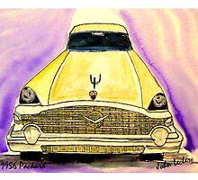 Packard Patrician by ArtbyLeclerc