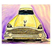 Packard Patrician Photographic Print