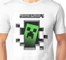 Minecraft Creeper Unisex T-Shirt