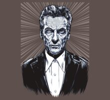 The Twelfth Doctor : Peter Capaldi is Doctor Who One Piece - Short Sleeve