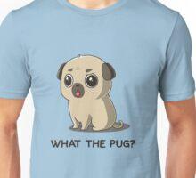 What the Pug? Design Unisex T-Shirt