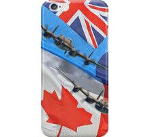 The 2 Lancasters Tour - 2014 iPhone Case/Skin