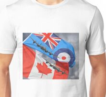 The 2 Lancasters Tour - 2014 Unisex T-Shirt