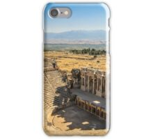 Ancient Ruins of Hierapolis, Turkey iPhone Case/Skin