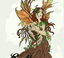 Earth Fairy by evolveandescape