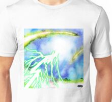 Multicolored Layers IV Unisex T-Shirt