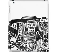 Survival Guide (black) iPad Case/Skin