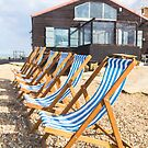 Whitstable Deck Chairs by destinysagent