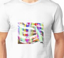 Multicolored Layers V Unisex T-Shirt