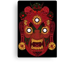 Red Demon for Shirt Canvas Print