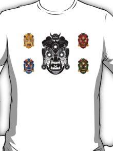 Five Demons No Background T-Shirt