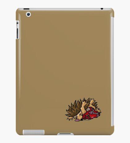 Dead Hedgehog iPad Case/Skin