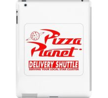 Toy story pizza planet iPad Case/Skin