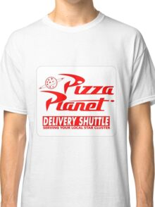Toy story pizza planet Classic T-Shirt