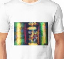Multicolored Layers VII Unisex T-Shirt