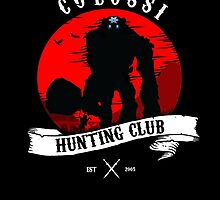 Colossi Hunting Club by matthewfinnegan