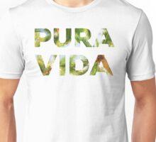 Pura Vida Costa Rica Palm Trees Unisex T-Shirt