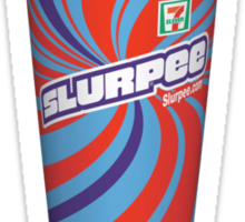 Heathers - JD Freeze Your Brain Slurpee Sticker