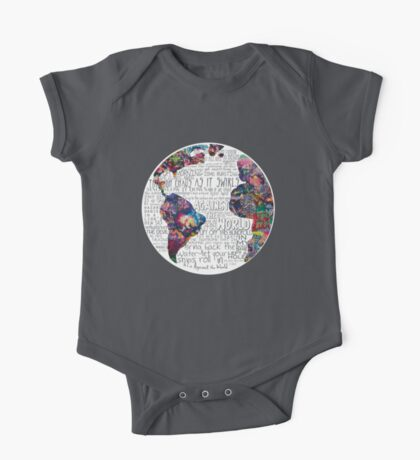 Us Against The World One Piece - Short Sleeve