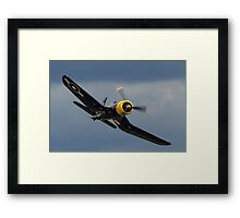Bent-wing Bird from Phoenix Framed Print