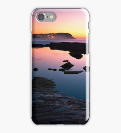 Merewether Ladies Ocean Pool Reflections iPhone Case/Skin