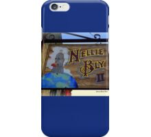 NELLIE BLY, pioneer as a woman Journalist iPhone Case/Skin