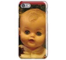 Three Old Dolls iPhone Case/Skin