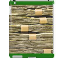 Large Stack Of American Cash Money iPad Case/Skin