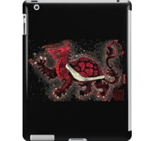 The Red Turtle Dragon iPad Case/Skin