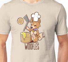 I'm making woofles Unisex T-Shirt