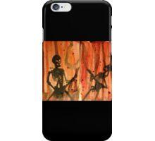 Bare Bones Rock iPhone Case/Skin