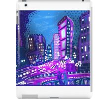 Welcome To The City iPad Case/Skin