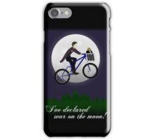 Doctor Phone Home (w/ text) iPhone Case/Skin