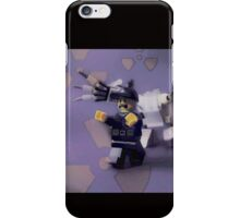 Run, the mixels are coming! iPhone Case/Skin