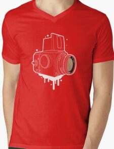 Hassel Mens V-Neck T-Shirt
