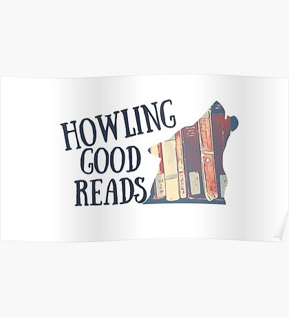 Howling Good Reads 2 Poster