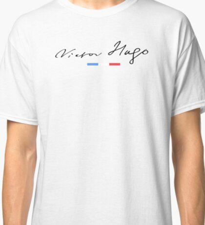 Victor Hugo - Signature 02 Classic T-Shirt