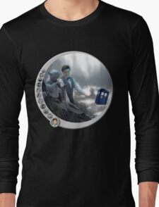 The 11th Day of the Doctor Jedi Long Sleeve T-Shirt