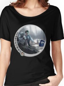 The 11th Day of the Doctor Jedi Women's Relaxed Fit T-Shirt