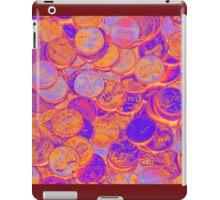 American Pennies Pop Art iPad Case/Skin