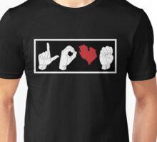 ASL - Michigan Love Unisex T-Shirt
