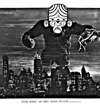 Mojo Kong - The Original Sticker