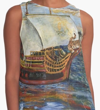 Ship Of Fools  Contrast Tank