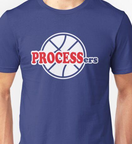 PROCESSers Unisex T-Shirt