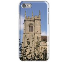 Battlefield Church iPhone Case/Skin