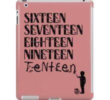 Tenteen iPad Case/Skin
