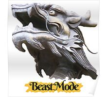 DRAGON BEAST MODE Poster