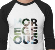 moregous - kieren walker Men's Baseball ¾ T-Shirt