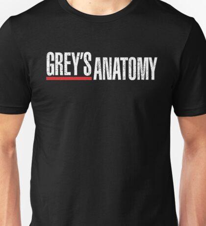 GREY'S ANATOMY T SHIRT  Unisex T-Shirt